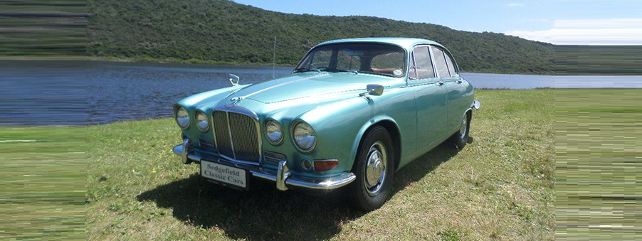 Jaguar 420 and Daimler Sovereign Feature SMITHS Instruments