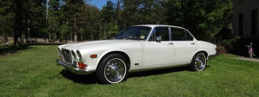 Smiths Gauges and the Jaguar XJ Series 1