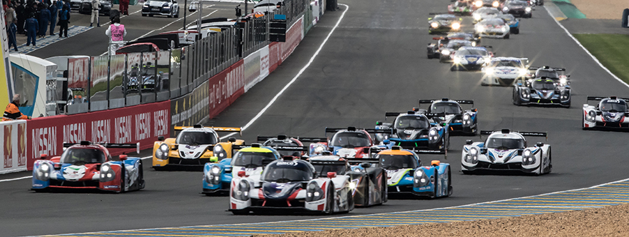 British Competitors In 24 Hours In Le Mans 2017