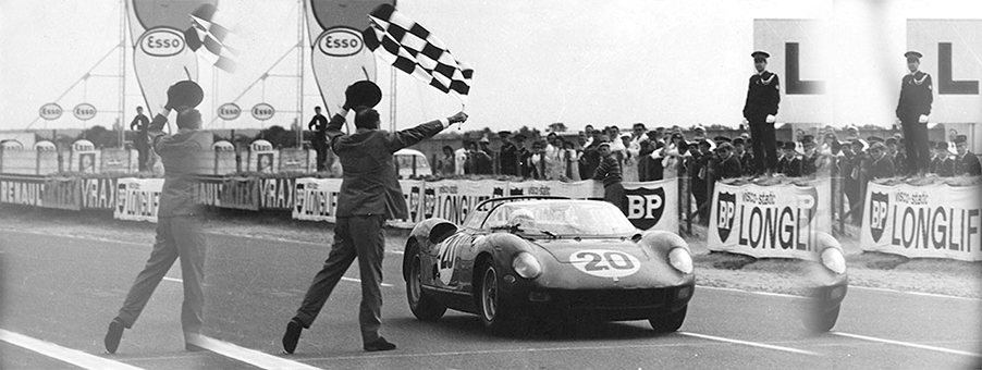 Most 24 Hour Le Mans Wins Before 2000