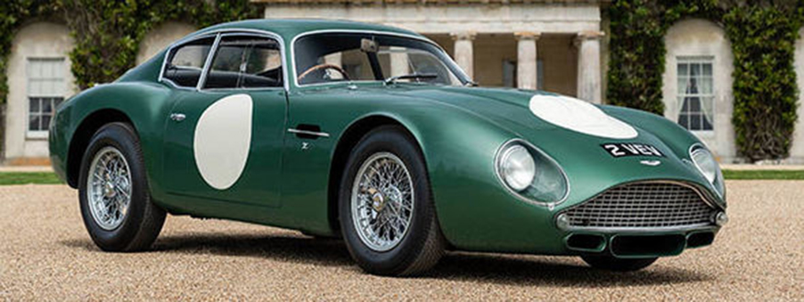 8 of 50 Most Expensive Auctioned Cars Feature SMITHS Gauges
