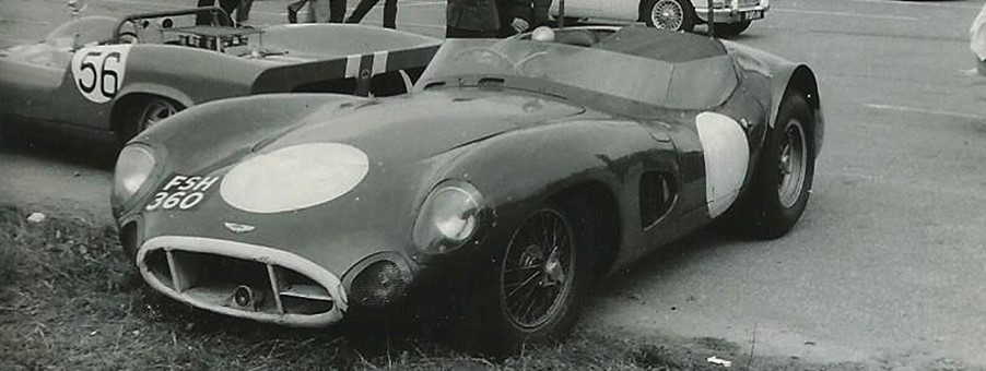 SMITHS Gauges Feature in £17.5 mill Aston Martin DBR1