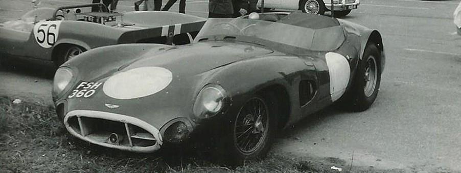 SMITHS Gauges Feature in £17.5 mill Aston Martin DBR1