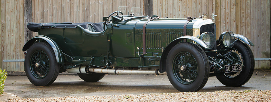 24 Hours of Le Mans Bentley Domination 1924 to 1930