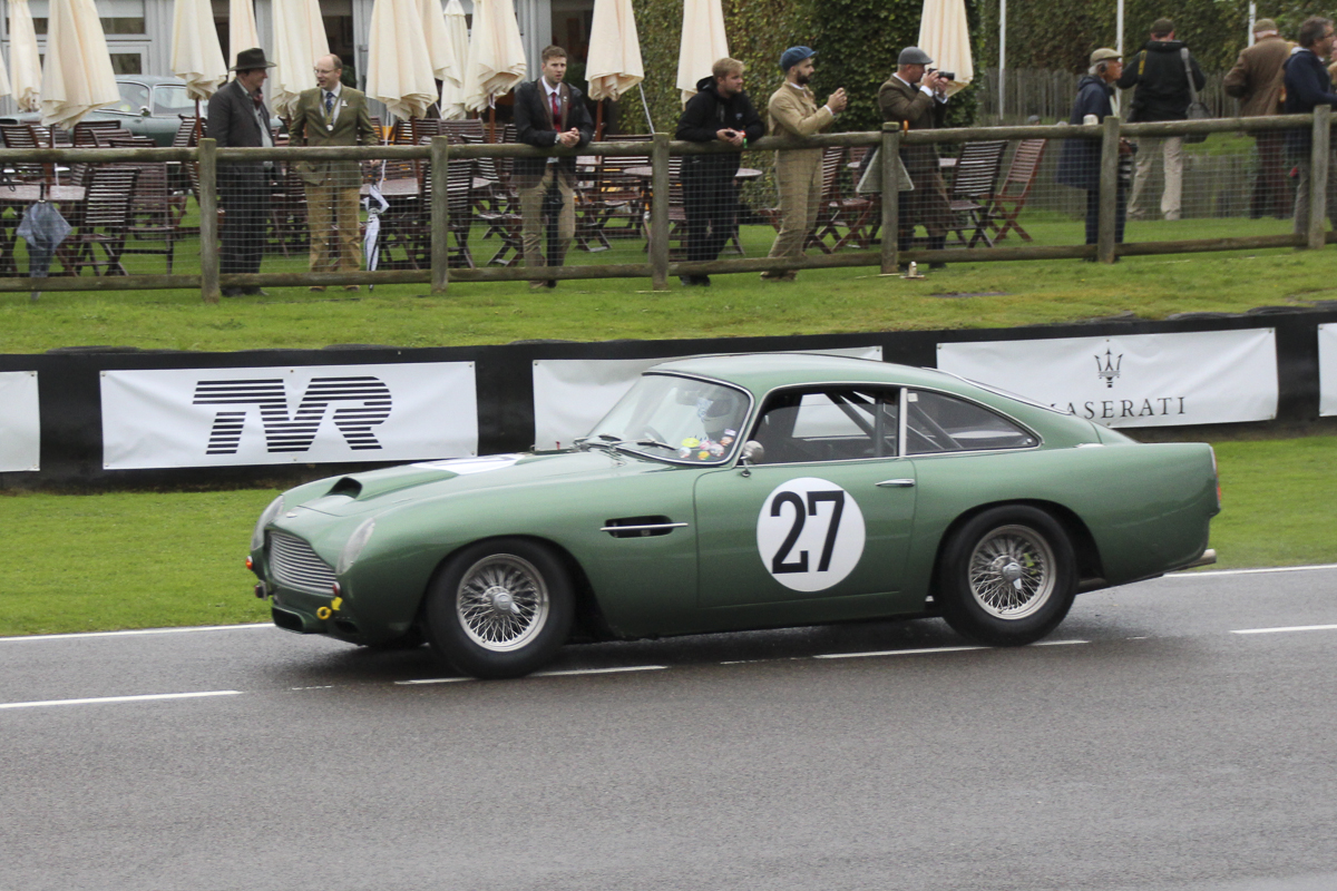 Motorsport And Smiths History At Goodwood Revival 2017