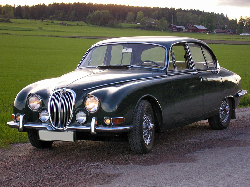 History of Smiths Gauges for Jaguar S-Type 1963 to 1968