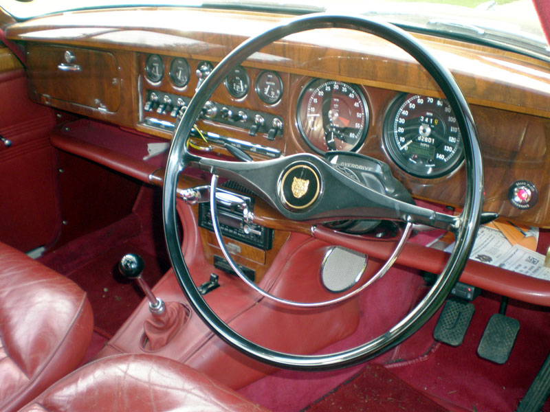 History Of Smiths Gauges For Jaguar S Models 1963 To 1968