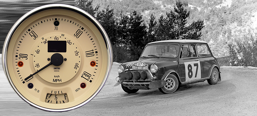 Mini and SMITHS 60 Year History