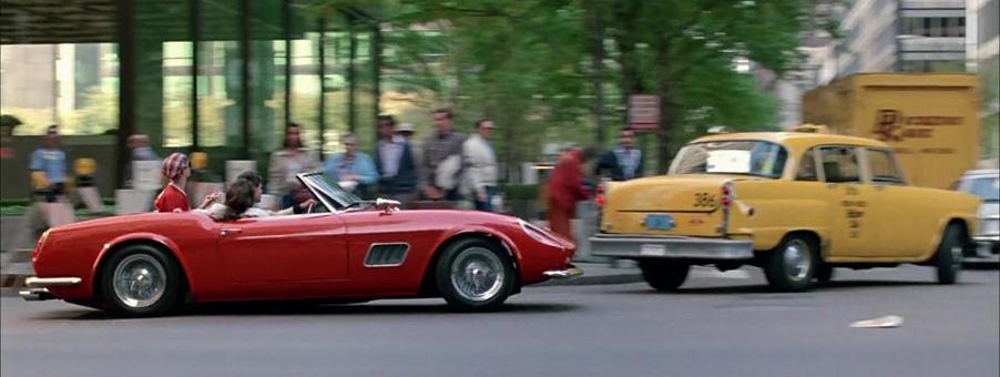 Smiths Gauges Star in 80s Movie Ferris Buellers Day Off
