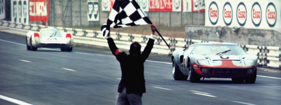 Le Mans 24hr Winners 1960 to 1969