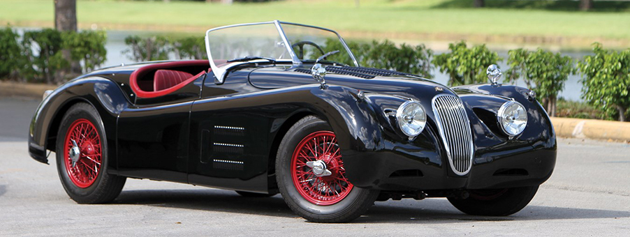 Jaguar XK 70th Year Anniversary