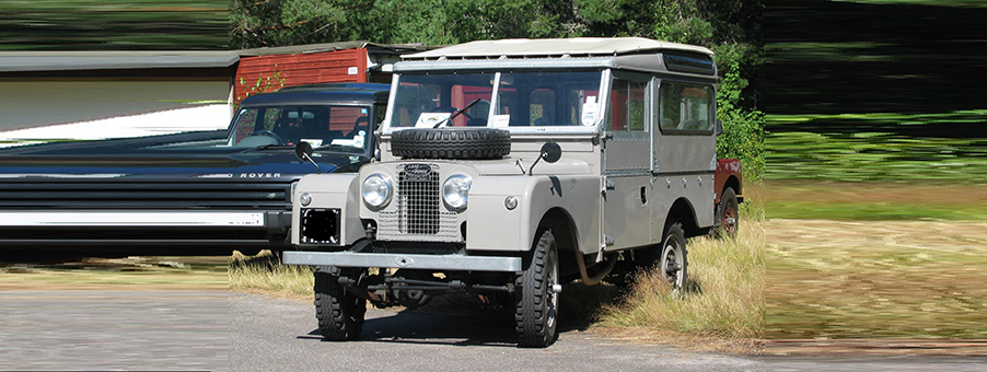 Series 1 Land Rover Starts Life With Smiths Gauges