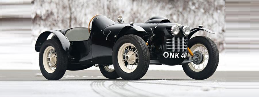 Origin of Lotus Cars