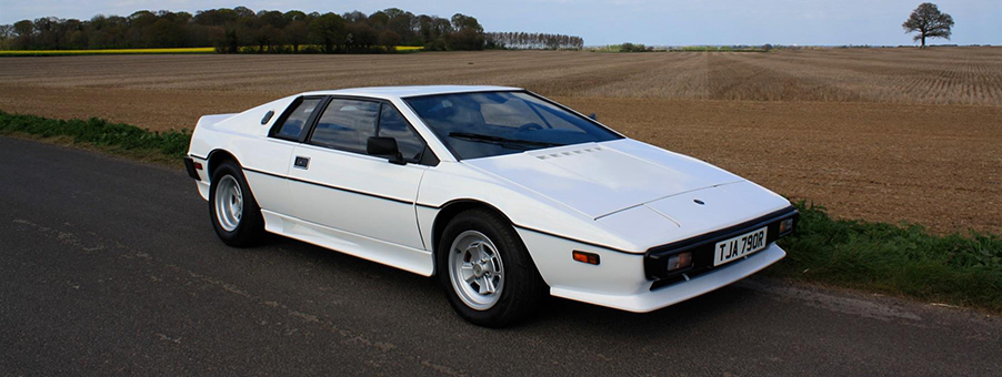 Lotus Esprit S1 Movie Stardom