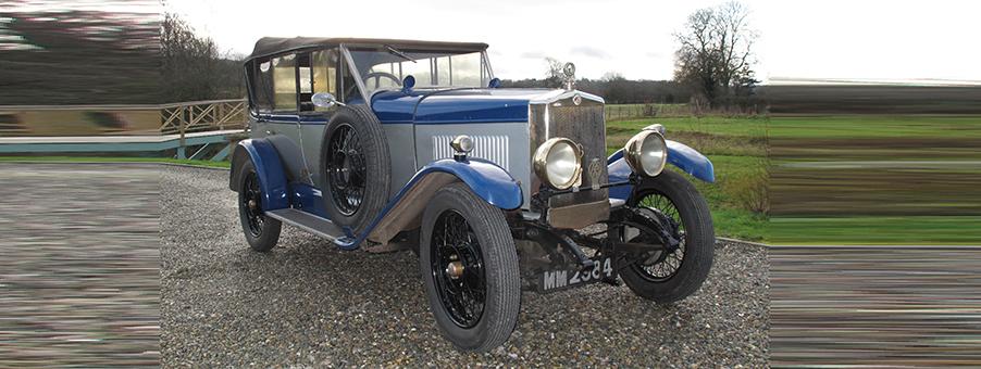 Origin of the MG Sports Car