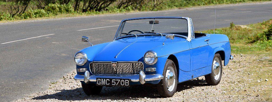 MG Midget Evolution with Mark II