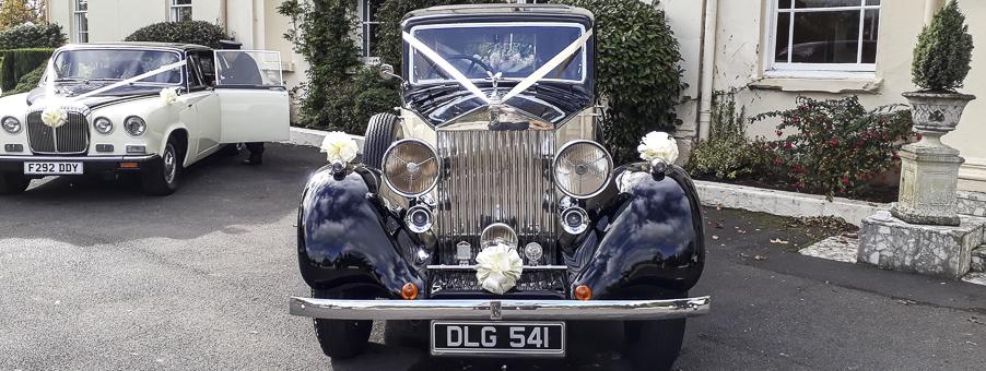 1936 Rolls Royce 25 30 hp Features SMITHS Instrumentation