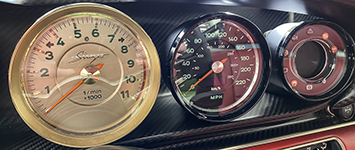 SMITHS Instruments Showcased at Goodwood Festival of Speed