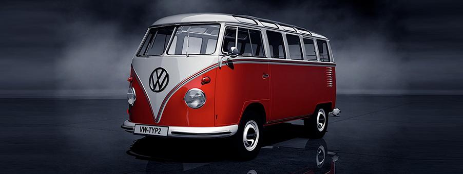 VW Gauges on Show at Busfest 2016