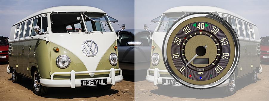 Volkswagen Type 2 T1 Camper Van History