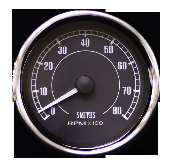 Diagram Smiths Tachometer