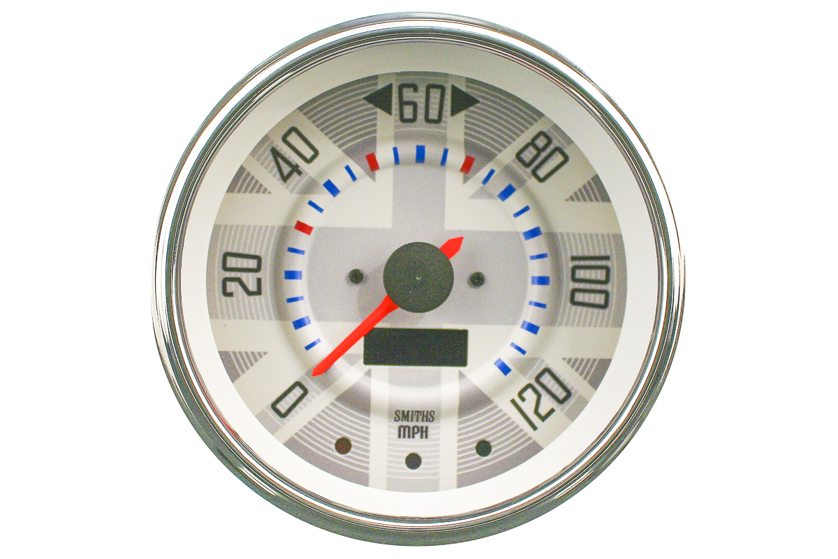 Bespoke Smiths Gauges For Vw Campers And Vans