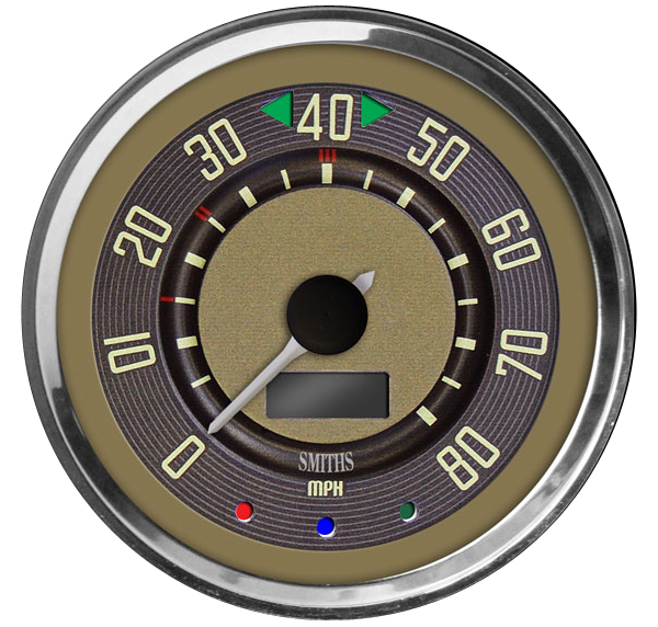 Cai And Smiths Vw Gauges On Display At Busfest 2016